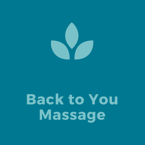 Back to you Massage